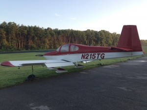 Bill's RV-10, completed 2 years ago.