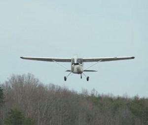 Smith Mountain Lake Air Tours Cessna 170B.
