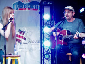Songwriters Bill & Deidre