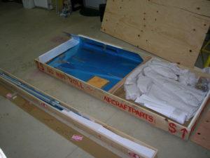 Empennage kit
