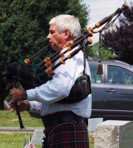 Jack & bagpipes