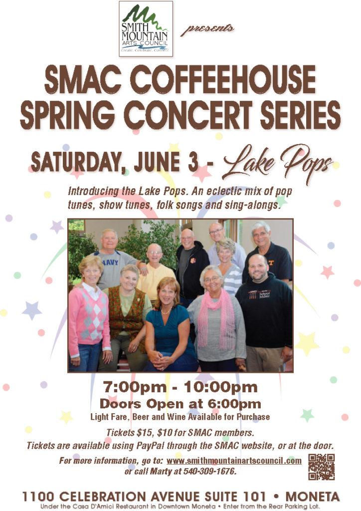 Lake Pops poster
