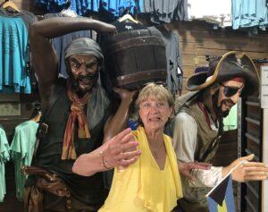 Karen & pirates